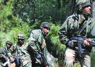Indian, Myanmar forces destroy dozen insurgent camps along border