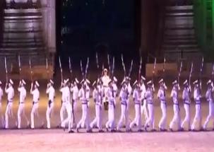 Watch: Indian Navy rehearses for 'Beating Retreat' ceremony in Mumbai