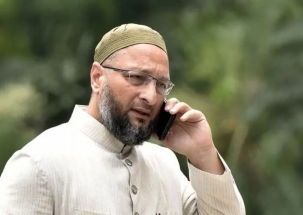 AIMIM's Asaduddin Owaisi appeals voters to exercise their franchise