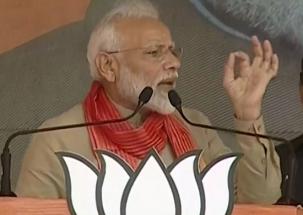 'Mhari Choriya Choro Se..': PM Modi In Haryana's Charkhi Dadri