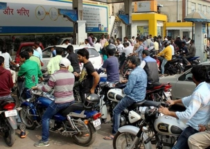 BJP slams AAP amid petrol pumps strike in Delhi