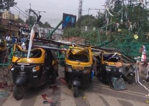 Maharashtra: Hoarding board collapses, three killed in Pune