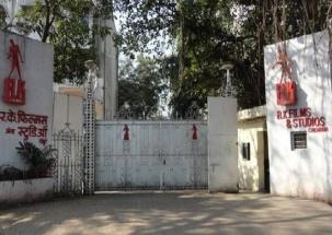 Mumbai: Reconstruction works begin in iconic RK Studio