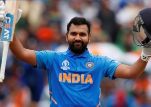 Breaking: Rohit Sharma slams 4th century in World Cup 2019