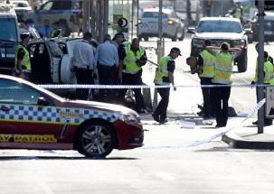 Shooting outside popular nightclub in Australia's Melbourne, 2 injured