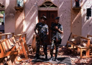 Sri Lanka bombings death count rises to 290, 24 arrested