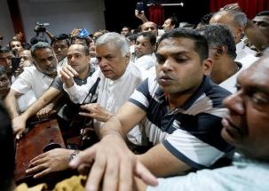 Sri Lankan president suspends parliament amidst political crisis