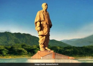PM Modi unveils the world's tallest Statue Of Unity on Wednesday