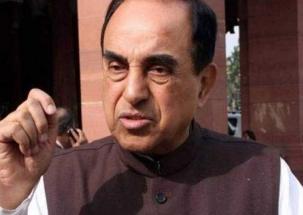 Those saying 'chowkidar chor hai' are on bail: Subramanian Swamy