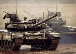 Pakistan deploys T-80UD tanks along International Border in Sialkot?