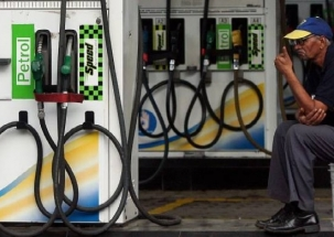Fuel prices slashed; petrol at Rs 77.73, diesel at 72.31 in Delhi
