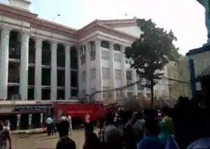 West Bengal: Massive fire at Calcutta Medical College