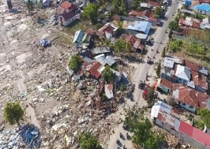 After four days, Indonesia tsunami death toll rises to 1,234