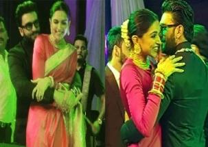 Deepika-Ranveer dance at Kapil Sharma-Ginni Chatrath's reception
