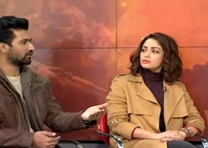 Uri stars Vicky Kaushal and Yami Gautam's exclusive interview with News Nation