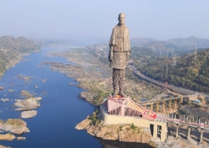 Statue of Unity: PM Modi unveils world's tallest statue
