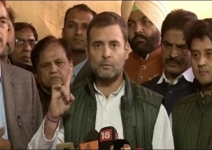 Won't let PM Modi sleep till all farm loans are waived off, says Rahul Gandhi