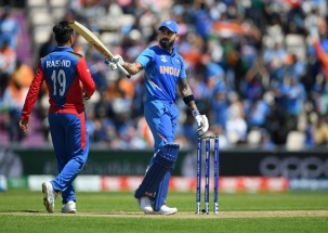 CWC 2019, IND vs AFG: Brilliant Afghanistan restrict India to 224/8