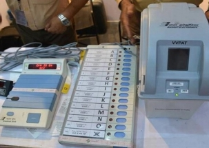 VVPATs to be used in all polling sttaions along with EVMs: EC