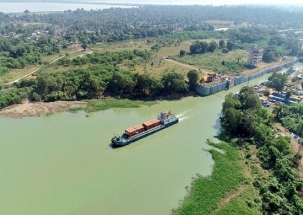 PM Modi inaugurates India's first inland waterway terminal on Ganga river