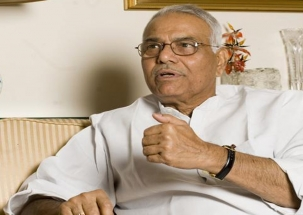 Manohar Parrikar was a very humble person: Yashwant Sinha