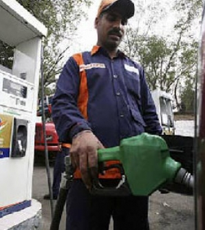 Petrol price hiked by Rs 1.55 per litre