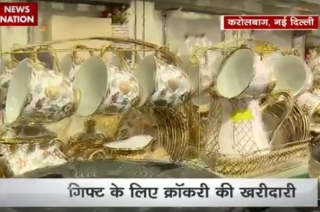 Shopping Time: Exclusive and economical crockery market in New Delhi