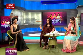 Bhabhijiyaan talks about celebrating Kiss Day