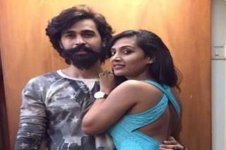 Serial Aur Cinema: TV actor Chirag Jani celebrates Valentine's day with fiance Sabreen Taj