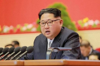 North Korea's leader Kim Jong Un threatens nuclear response if USA carries out militarily drill with South Korea