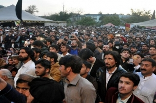 Pashtun protests continues against Pakistan over Kabul's bomb blast