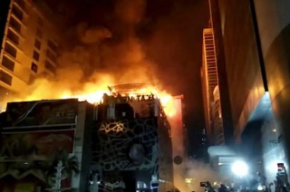 At least 18 dead in China karaoke lounge fire; arson suspected