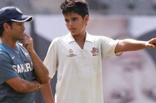 Stadium: Arjun Tendulkar named in India U-19 squad