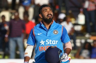 Stadium: Eng v Ind   KL Rahul hits 101 not out in eight-wicket victory