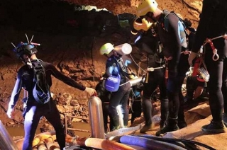 Thailand Cave Rescue with News Nation: Fifth boy evacuated safely
