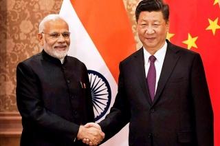 PM Modi meets Chinese President Xi Jinping on sidelines of BRICS Summit