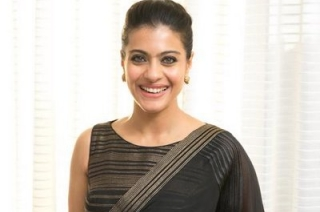 Helicopter trailer launched on Kajol's birthday