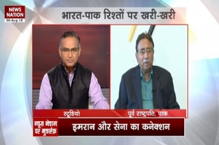 NN Exclusive: Musharraf opens up on Kashmir issue, says 'Pakistan Army can do anything