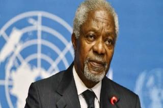 Kofi Annan, former United Nations chief, dies