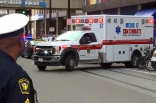 Three people, including one Indian, died in a shootout in Ohio