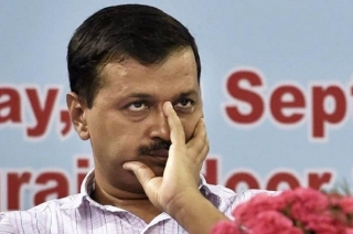 Delhi CM Arvind Kejriwal attacked with chilli powder, accused detained by Delhi Police
