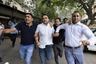 Delhi court sends Ashish Pandey to 14-day judicial custody