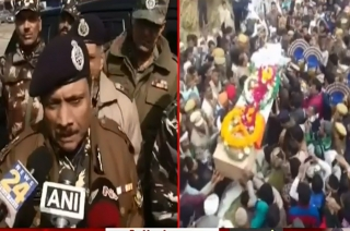 DG CRPF Bhatnagar arrives in Pulwama, says investigation underway