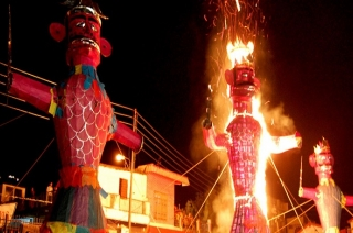 Dussehra 2018: Triumph of good over evil celebrated across India