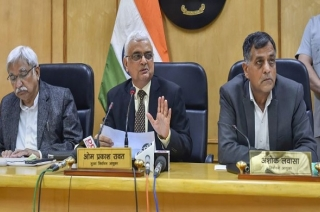 Five states gears up for 2018 polls: Election Commission