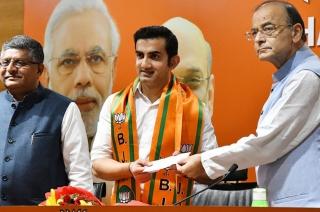 Gautam Gambhir joins BJP, may contest Lok Sabha polls from Delhi