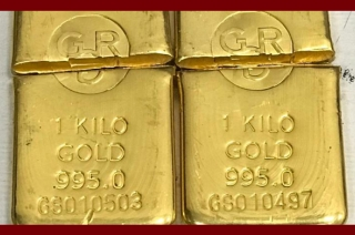 Over Rs 66 lakh worth gold seized at Hyderabad airport by DRI