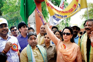 Have worked more than anyone else for Mathura: BJP's Hema Malini