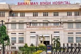 Jaipur's Sawai Man Singh Hospital catches fire, patient dies