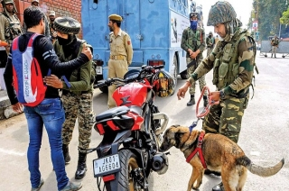 Army on high alert following reports of possible infiltration in Kashmir